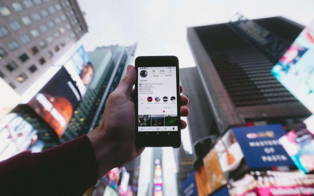 Marketing e Social Media: Instagram