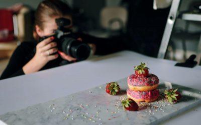 Food Photography: il regno dei sensi