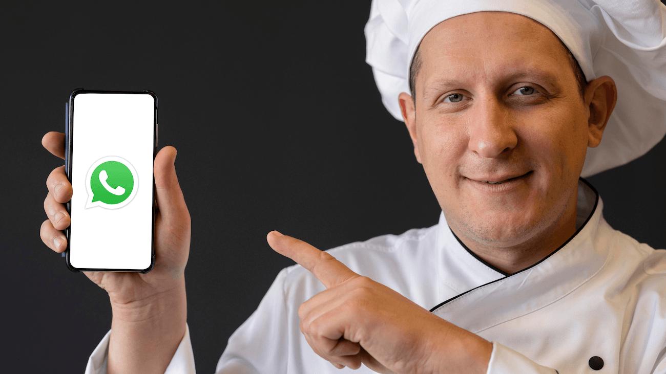 Come vendere pasti e cibo da asporto con WhatsApp Business
