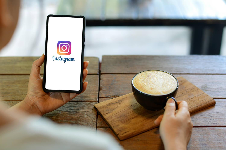 Creazione stories instagram per ristoranti