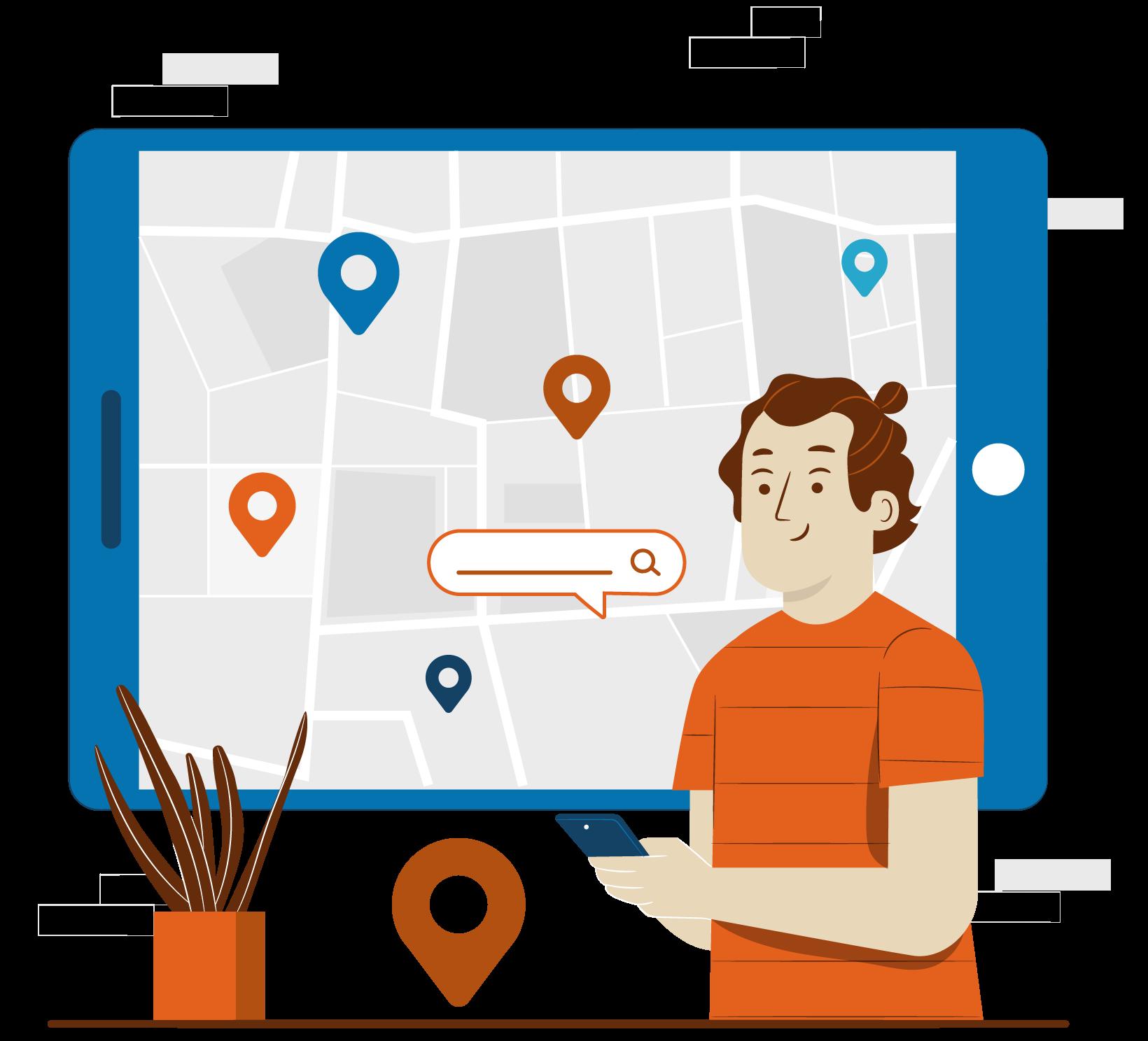 Local & Social Media Strategy per negozi e attività locali
